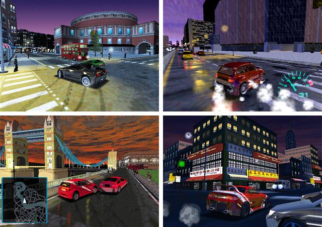 Alpha Car Racing Games