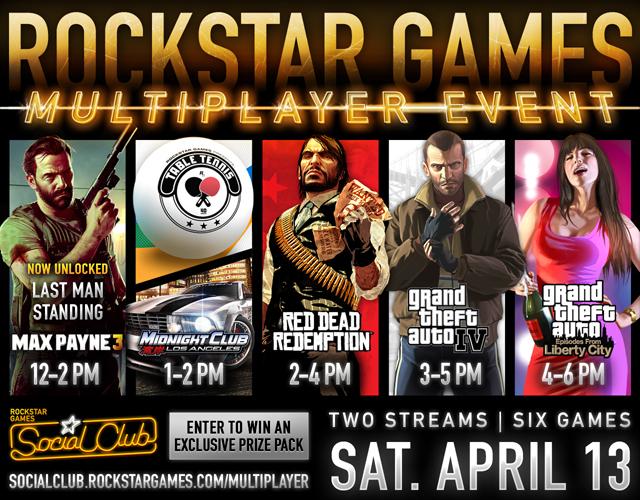 Rockstar Games Gamescom
