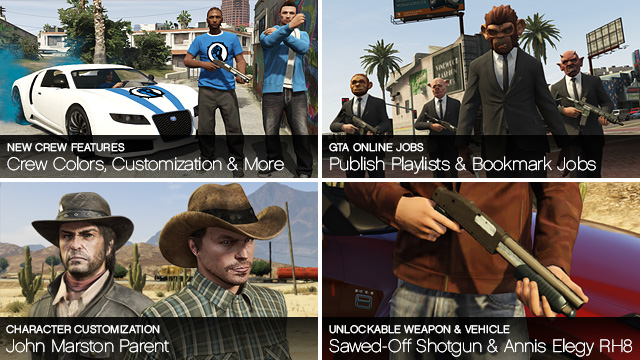 The gta place latest news information screenshots for Cuarto personaje gta 5