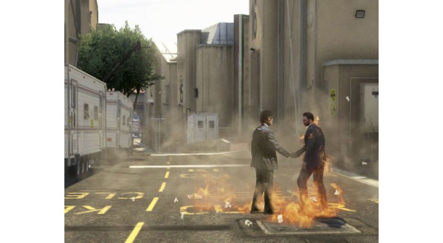 62d3a5587afd37 Fan Art   Snapmatic Pics  GTA Online Homages to Classic Movie Scenes ...