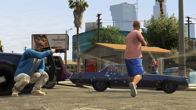 can you play gta san andreas online on ps3