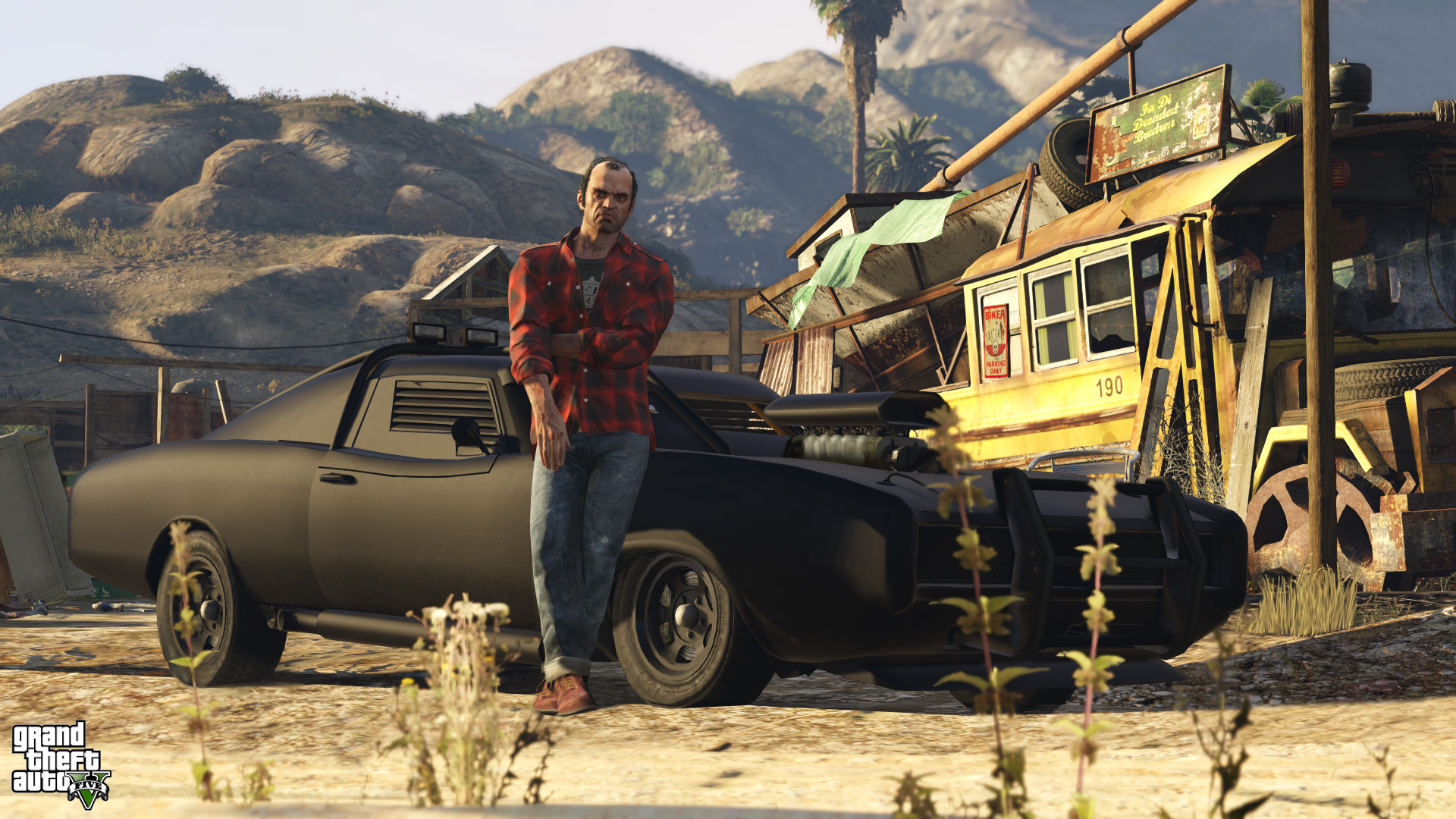 Details on Exclusive Content for Returning GTAV Players on PS4, Xbox
