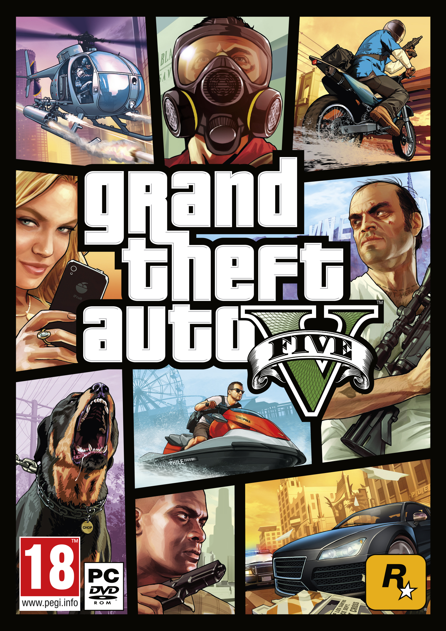 Reserva Ya La Descarga De Gtav Pc En El Rockstar Warehouse Y