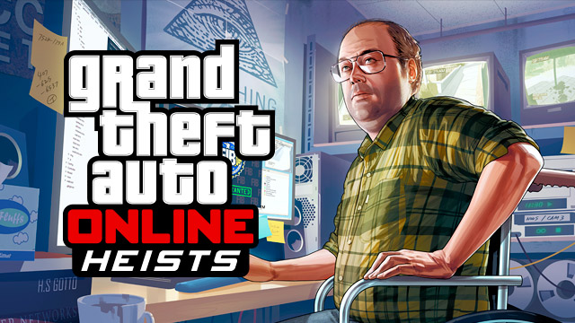 gta online heist unlock at rank 12