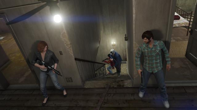 Consejos De Juego De Rockstar Los Modos Adversario De Gta Online