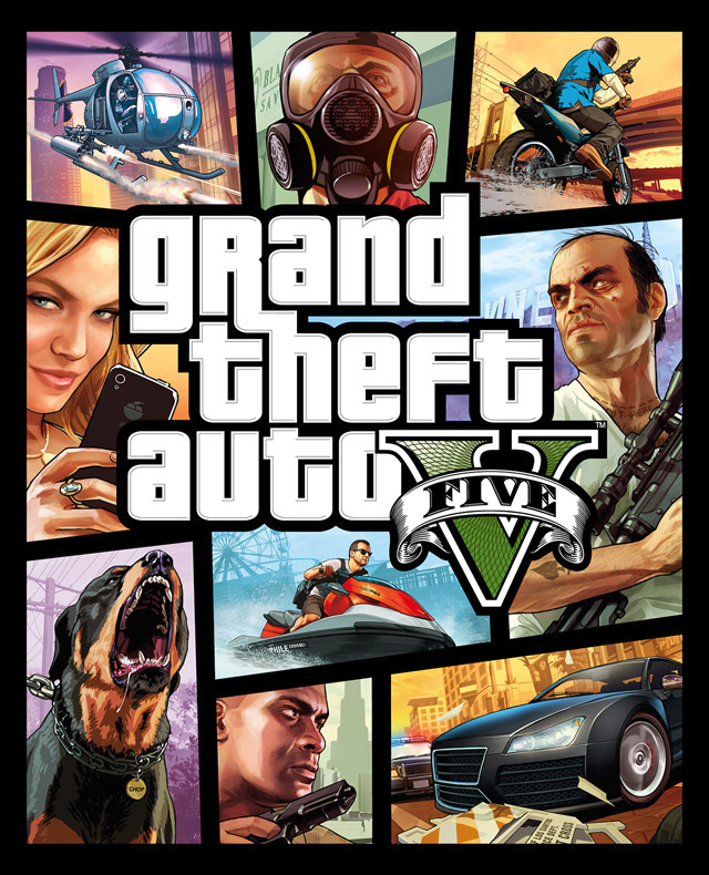 Grand Theft Auto V Is Now Available for PC - Rockstar Games