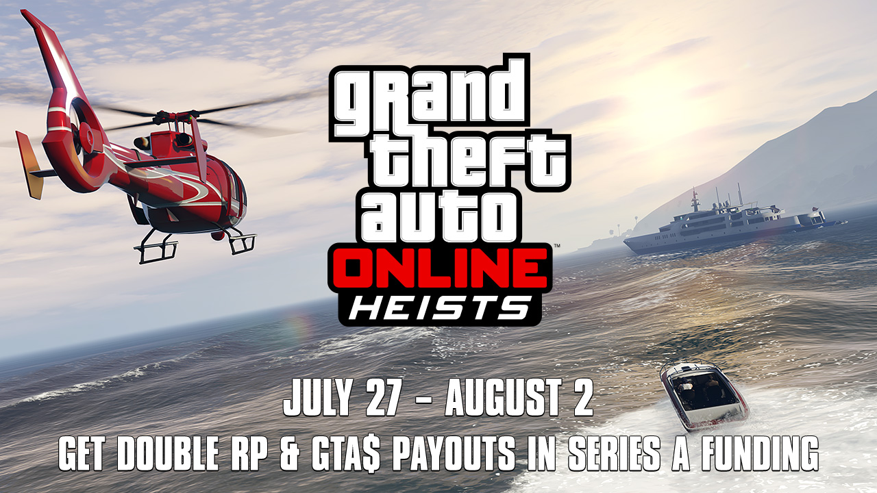 gta 5 how to get more heists