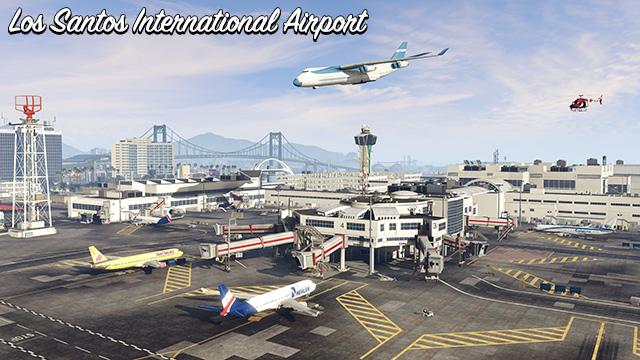 """Résultat de recherche d'images pour """"aeroport los santos gta 5"""""""