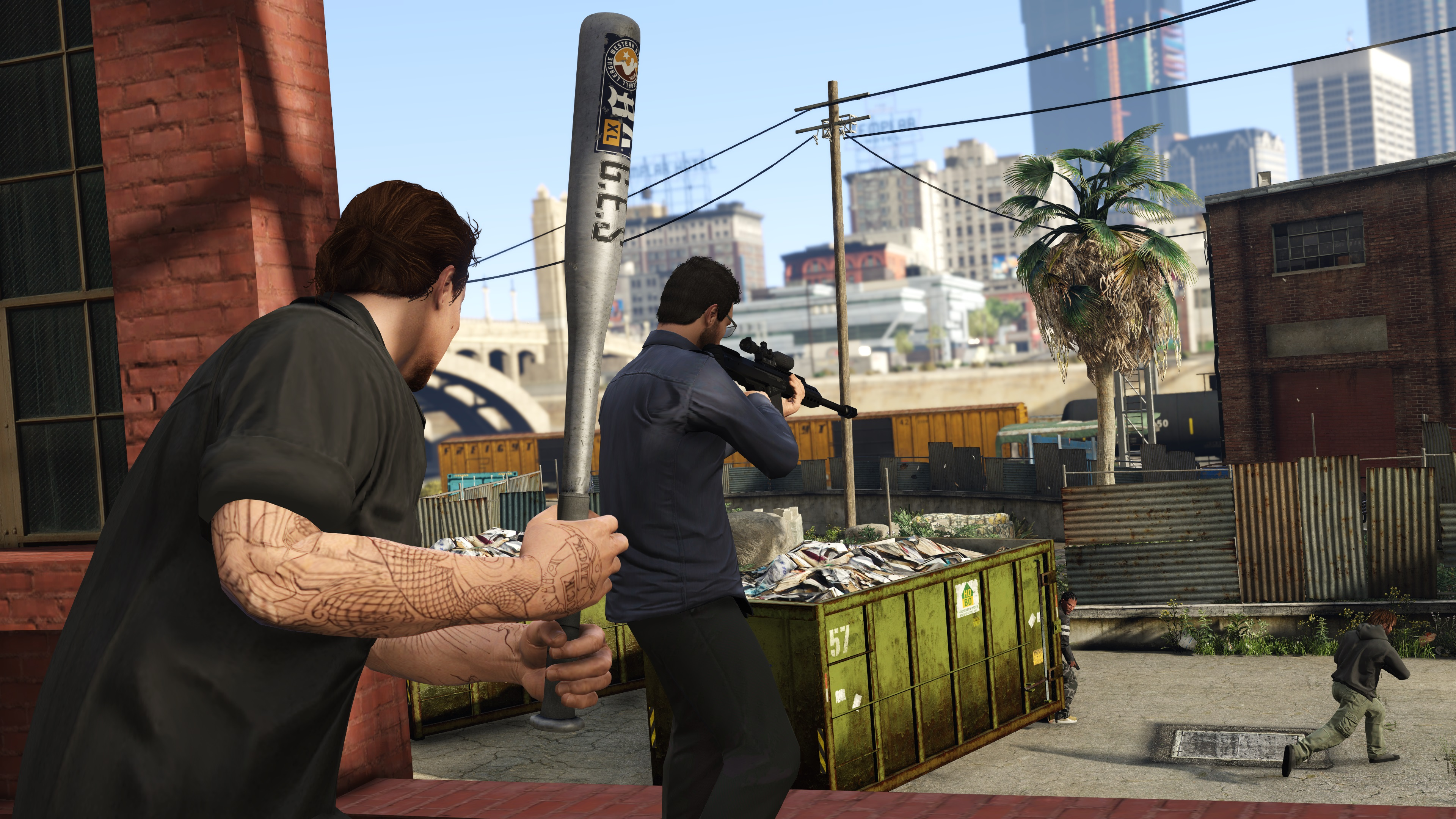 Player-Created GTA Online Jobs Throwback to the Days of Smuggler's