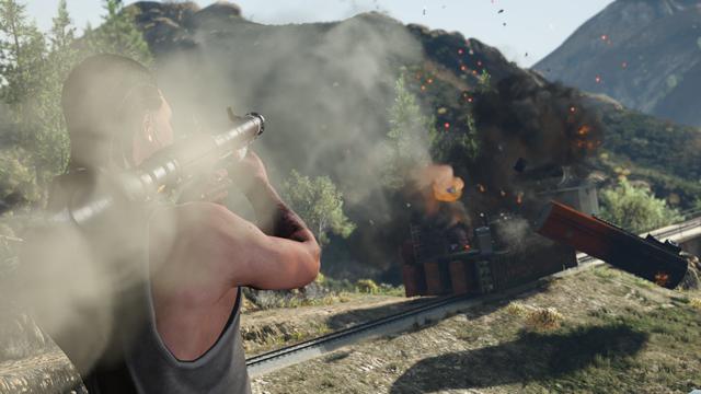 GTA Online Creator Player-Made Challenges: Human Darts