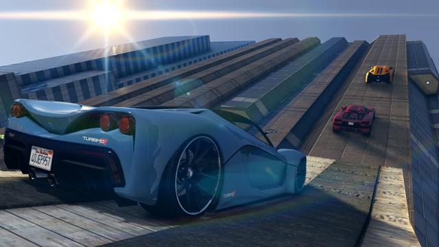 GTA Online Player-Created Playlists: Z-Games Rallycross