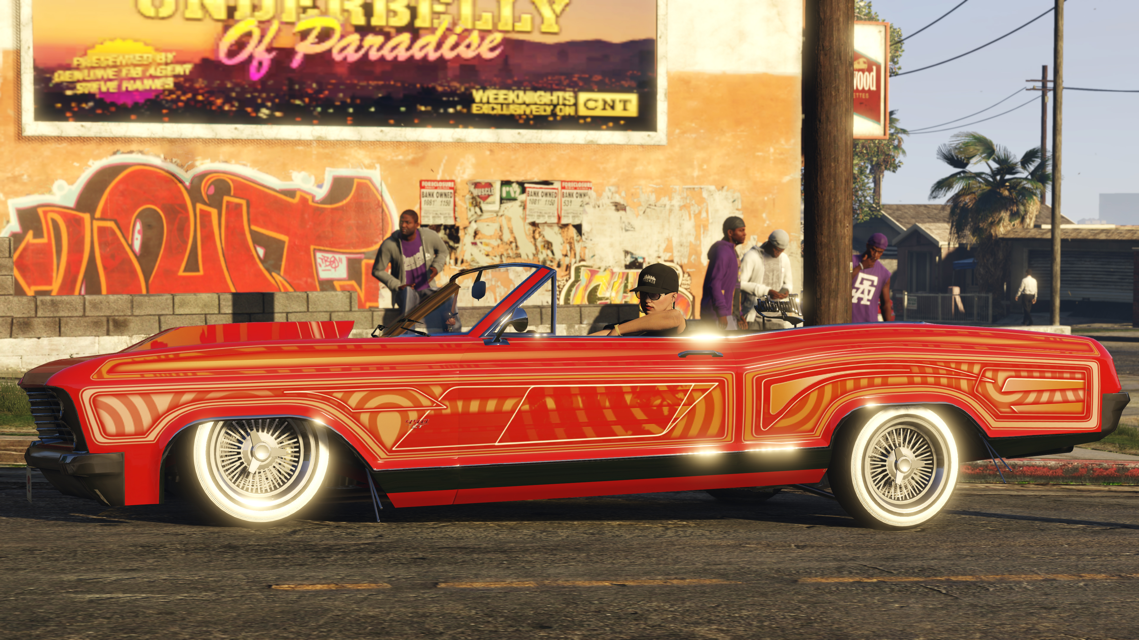 GTA Online: Lowriders Now Available - Rockstar Games