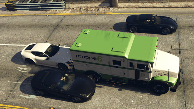 Rockstar Game Tips: Adversary Modes Offense Defense, Cross the Line