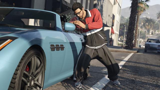 GTA Online Game Tips: Taking on VIP Challenges - Rockstar Games