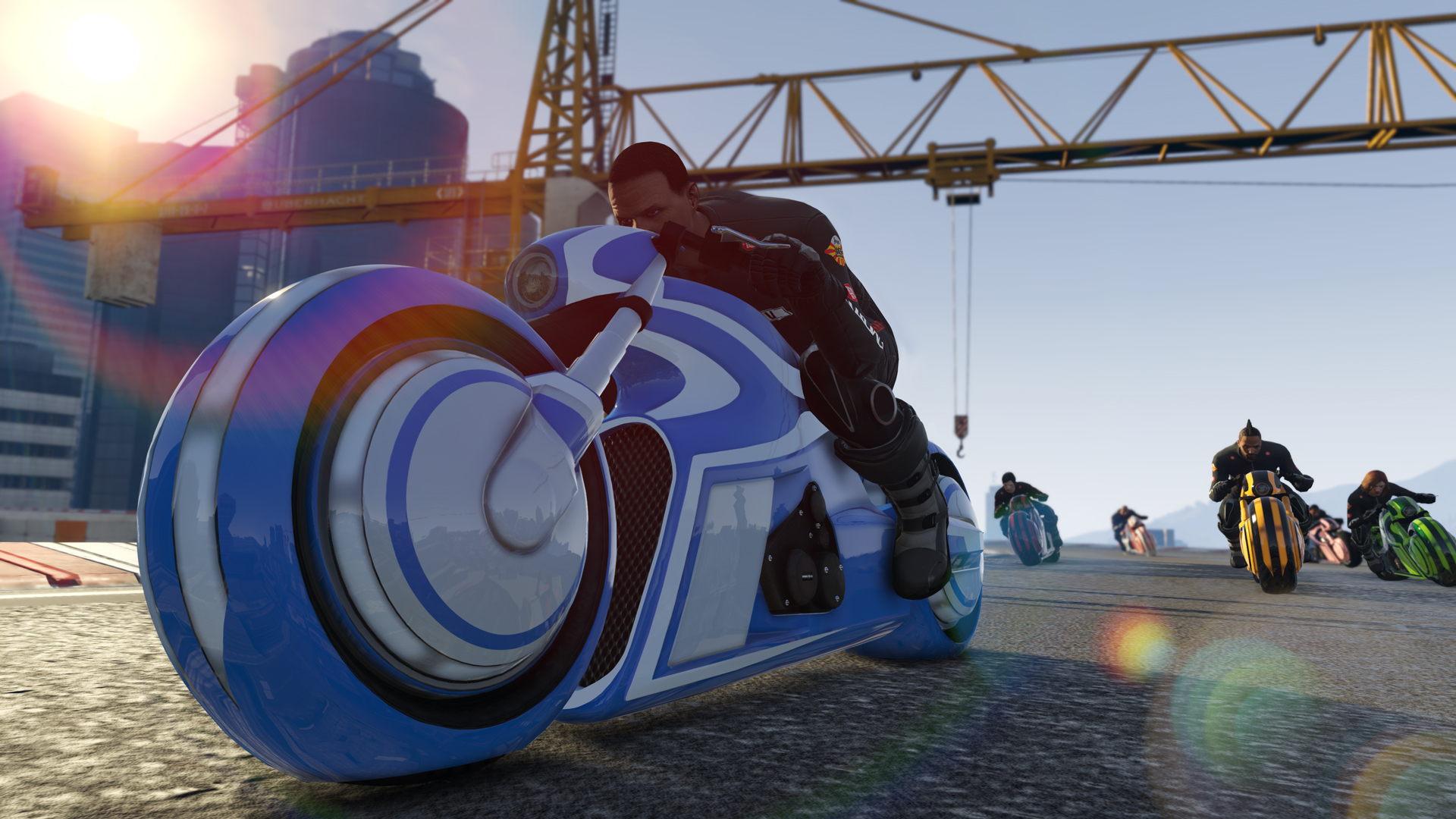 New DEADLINE Mode and Shotaro Bike - Plus Special Bonuses in