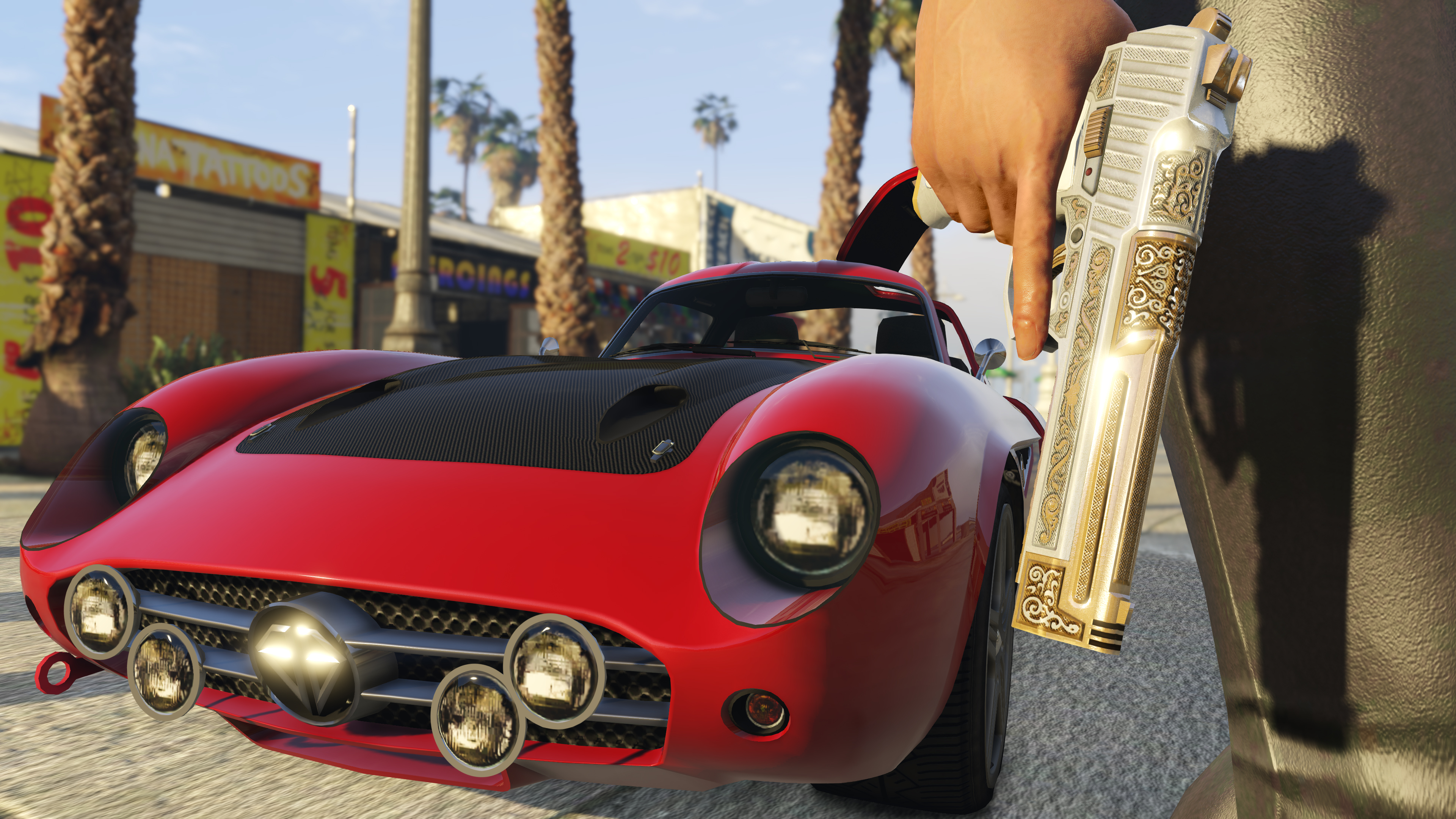 Asked & Answered: The Rockstar Editor, GTA Online Updates