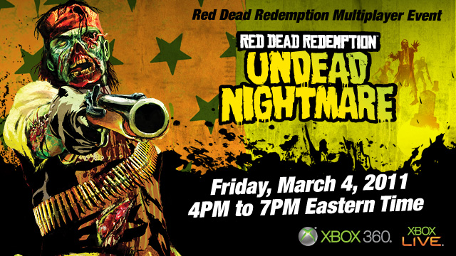 Red Dead Redemption & Undead Nightmare Xbox 360 Official