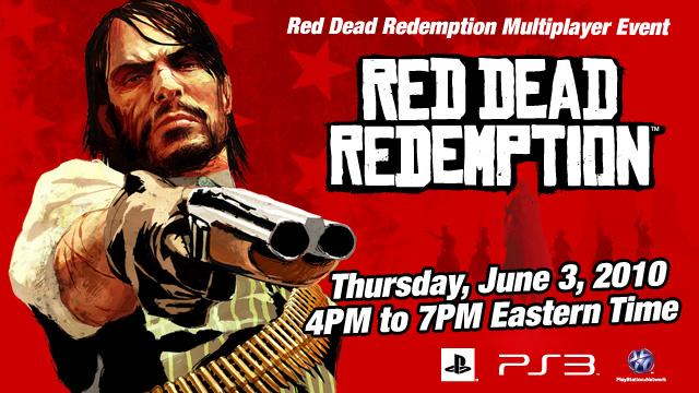Red Dead Redemption PlayStation 3 Official Social Club ...