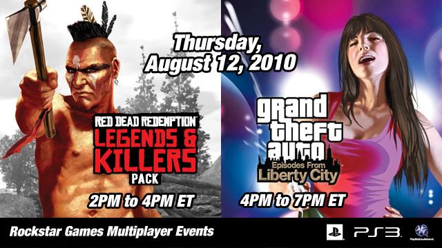 Doubleheader: Red Dead Redemption Legends & Killers