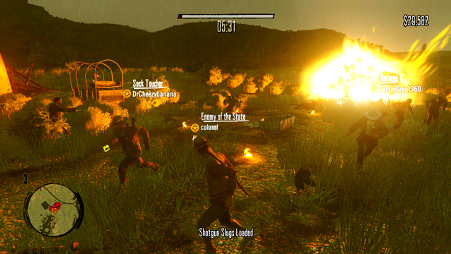 Where Is The Chupacabra In Red Dead Redemption Undead Nightmare: Rockstar Game Tips: Surviving The Hordes In Undead Overrun