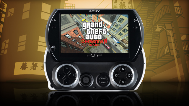 All Star Auto >> Grand Theft Auto: Chinatown Wars for PSP Now Available ...