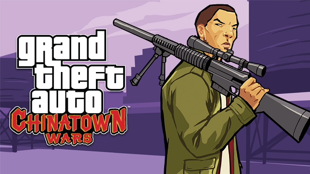 GRAND THEFT AUTO: CHINATOWN WARS - Rockstar Games