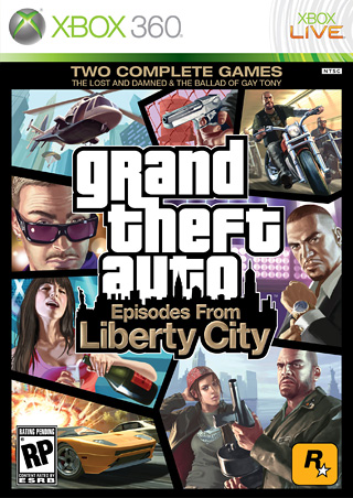 Episodes of Liberty City