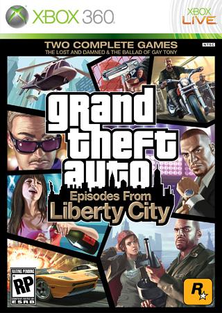 Episodes of Liberty City