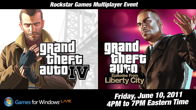 Rockstar games multiplayer event on gta iv pc december 2 2011 supernanny game 2