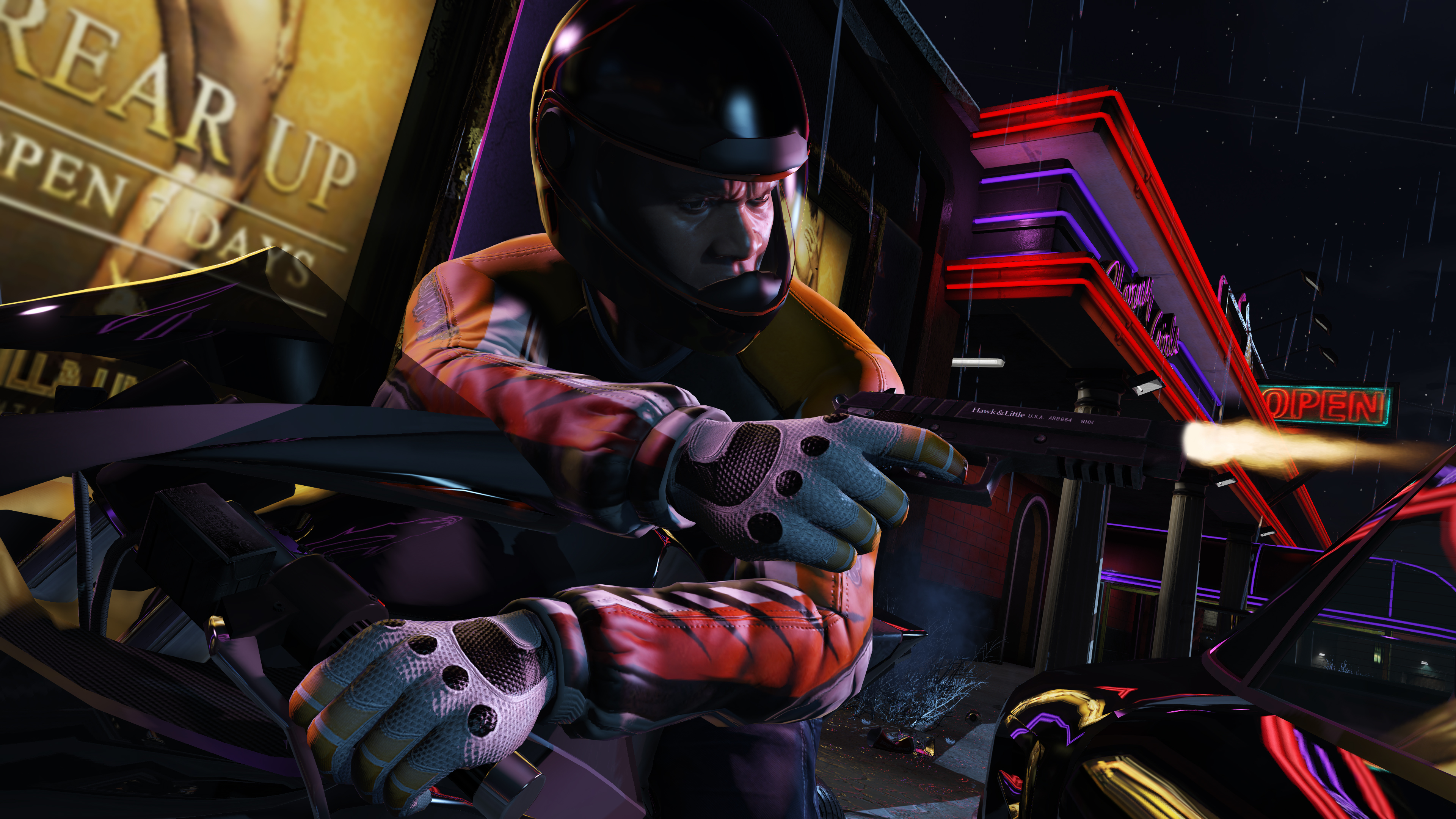 New Grand Theft Auto V PC Screens - Rockstar Games