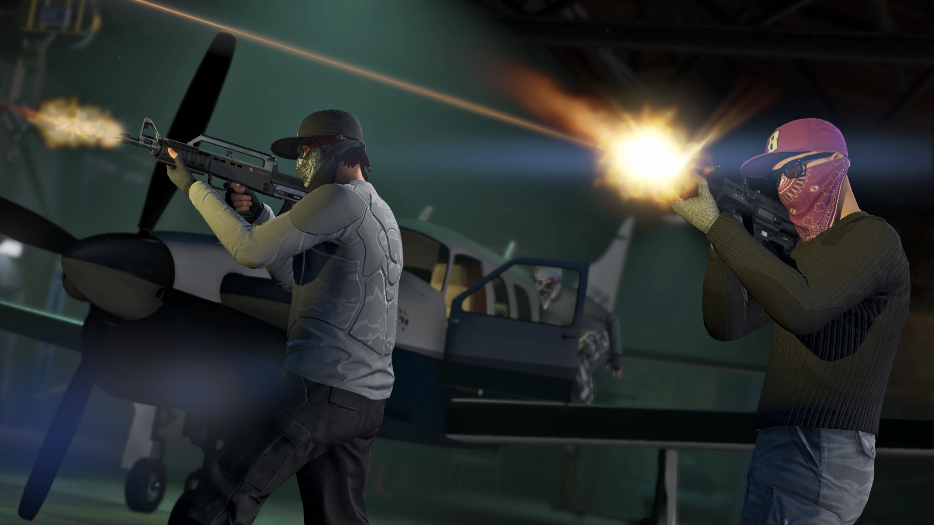 GTAV Updates: Online Heists Coming March 10, GTAV for PC