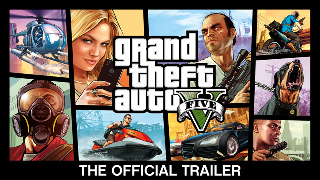 87d2bfc1d Grand Theft Auto V: The Official Trailer Coming this Thursday ...