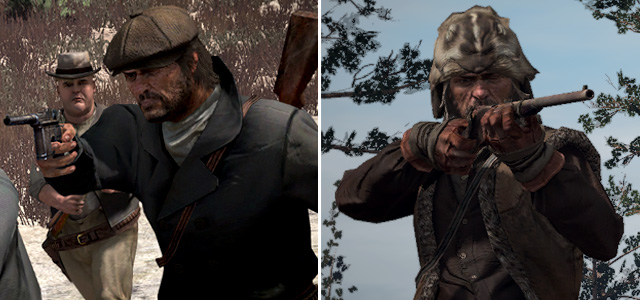Red Dead Redemption Cheats All Outfits
