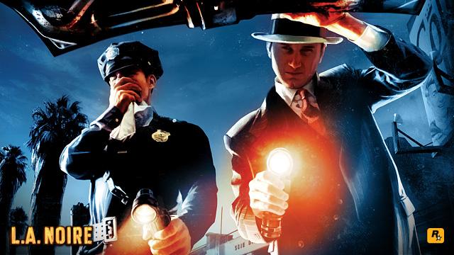L.A. Noire Original Artwork: What's in the Trunk? - Rockstar Games