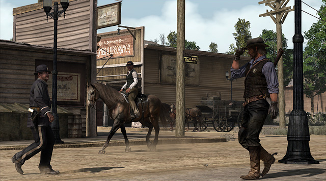 Rockstar Game Tips Red Dead Redemption Quick Tips Rockstar Games - Red dead redemption us marshal outfit map
