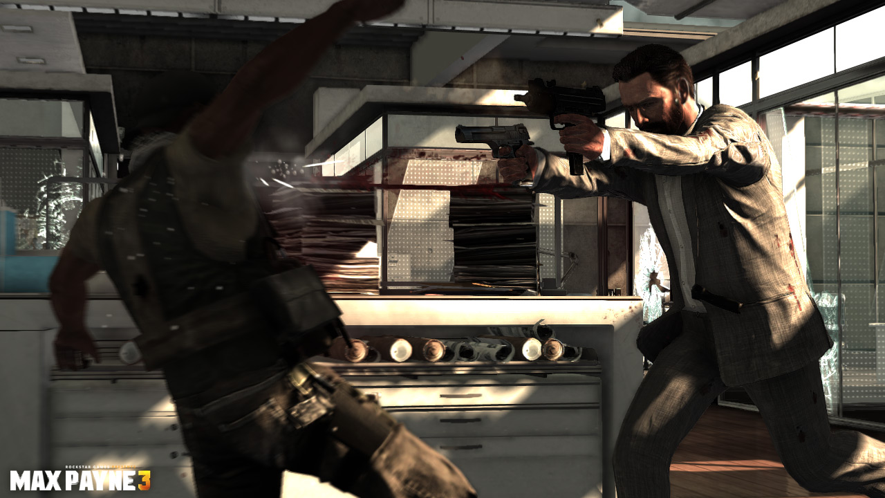 Max Payne 3 Coming March 2012 Rockstar Games