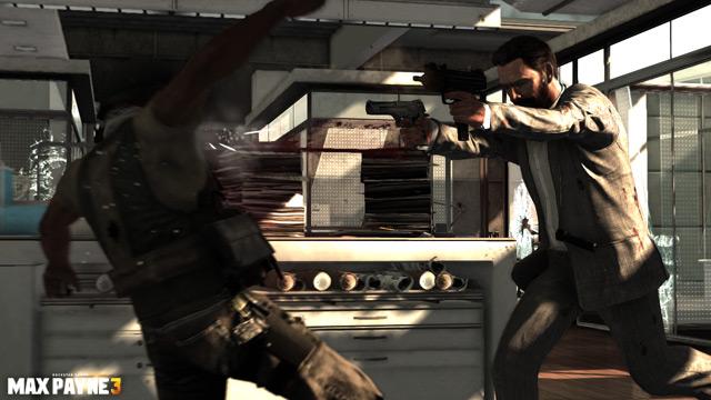 Max Payne 3 Coming March 2012 Rockstar Games