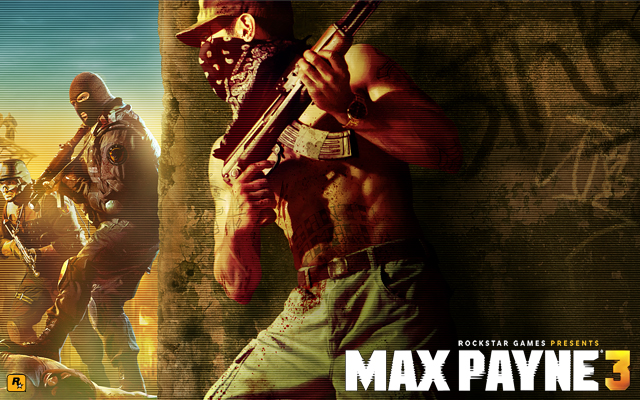 "Ipad Retina Hd Wallpaper Rockstar Games: Max Payne 3 Multiplayer Series Artwork: ""Ambush"