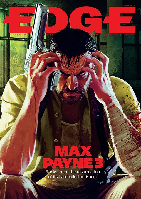 edge magazine u0026 39 s max payne 3 cover story