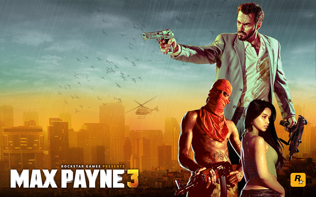 Max Payne 3 Special Edition Artwork Now Available For Download