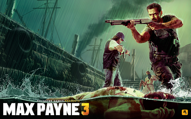 New Max Payne 3 Artwork Launch Trailer Igrandtheftauto
