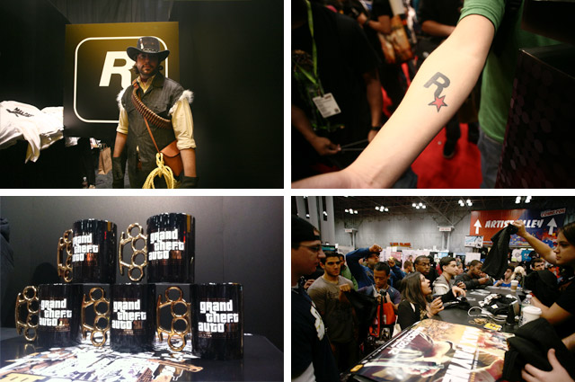 New York Comic Con Recap With Impressions Of Max Payne 3 And Grand
