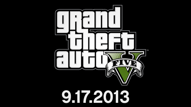 GTA V a sa date de sortie