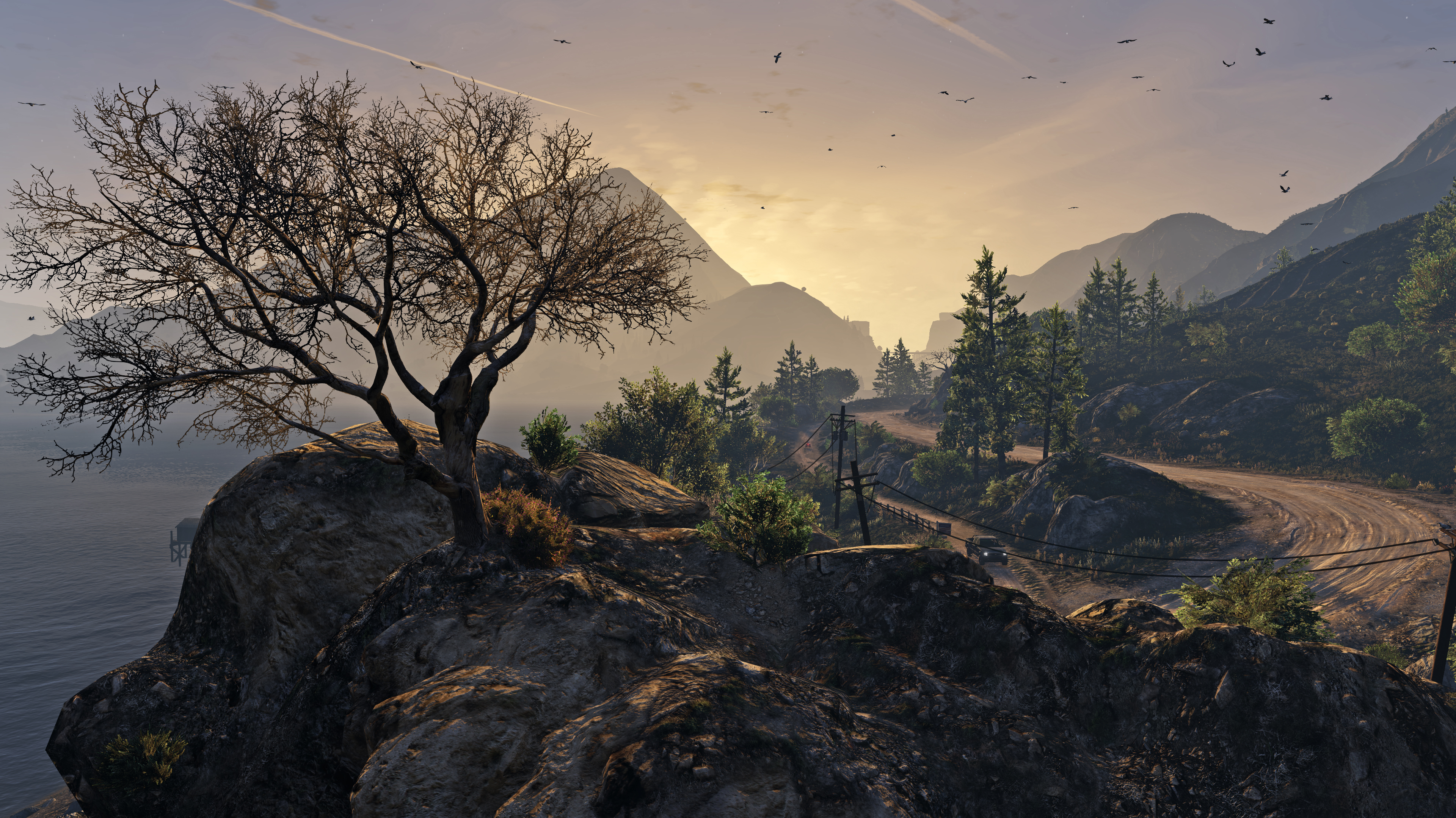 GTAV PC: New Release Date, First Screens and System Specs