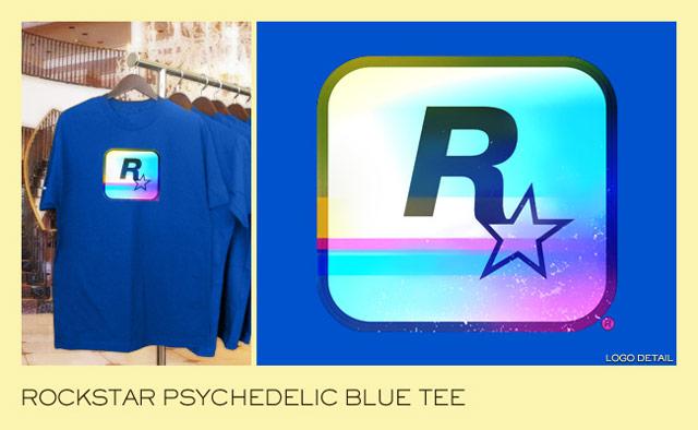 c1e980dd Rockstar Warehouse Update: New Rockstar Psychedelic, Mason, and Flower Tees  - Rockstar Games