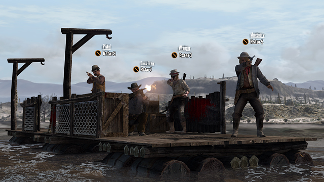 The Wild Bunch posse for Red Dead Redemption - Home Rdr_coop_storming