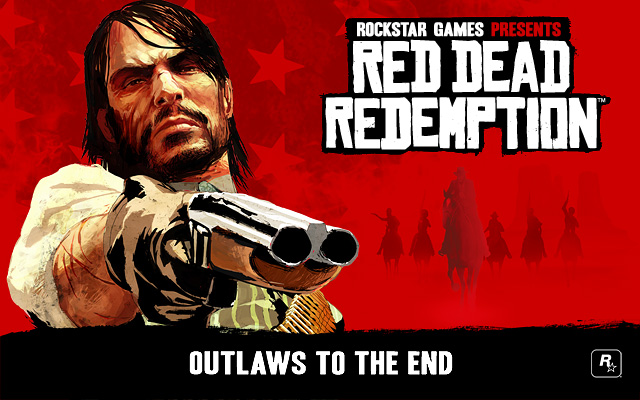 Free Red Dead Redemption Outlaws to the End Co-Op Mission