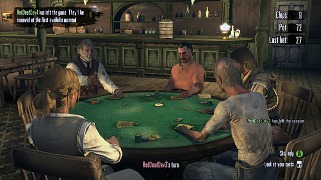 Red dead redemption cheat at poker ps3 aria cash game poker