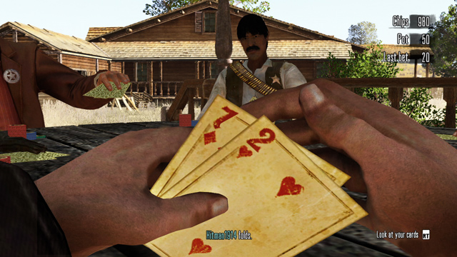 good hands in poker red dead redemption