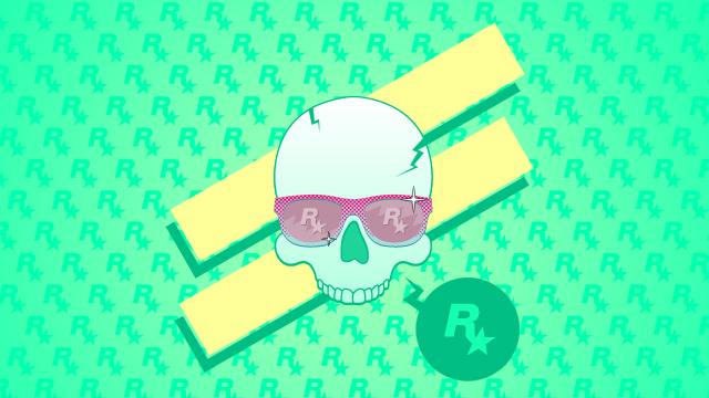 Ipad Retina Hd Wallpaper Rockstar Games: Rockstar Wallpaper Collection: Skull Shades
